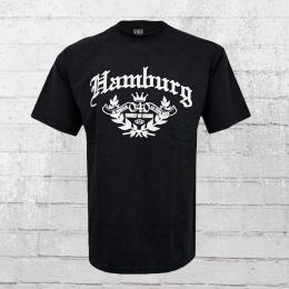 La Vida Loca T-Shirt Hamburg schwarz
