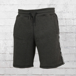 Label 23 BC Classic Sweat Shorts Männer grau