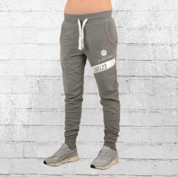 Label 23 Frauen Jogginghose BDD grau