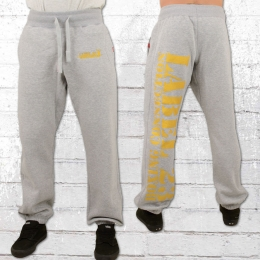 Label 23 Mens Sweatpants Boxing Connection BCTA grey