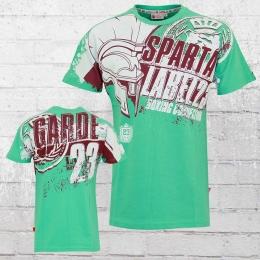 Label 23 Herren T-Shirt Sparta türkis