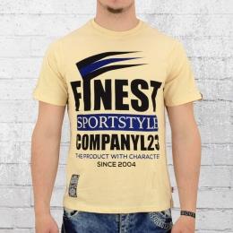 Label 23 Herren T-Shirt Warriors Way beige