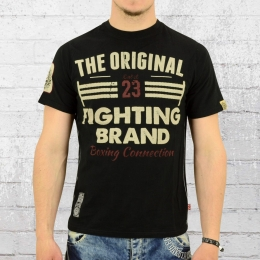 Label 23 Männer T-Shirt Supernatural schwarz