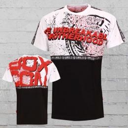Label 23 Männer T-Shirt Unbreakable schwarz