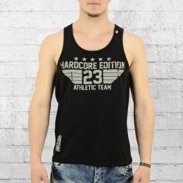 Label 23 Tank Top Männer HC Edition Muskelshirt schwarz
