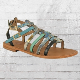 Les Tropeziennes Damen Sandalette Baille türkis