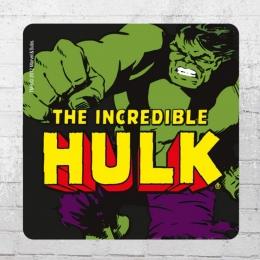 Logoshirt Sechserpack Untersetzer Marvel Hulk Coaster multicolour