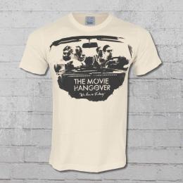 Logoshirt T-Shirt Männer Hangover We Love To Party creme weiss