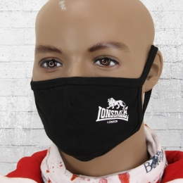 Lonsdale London Community Maske schwarz