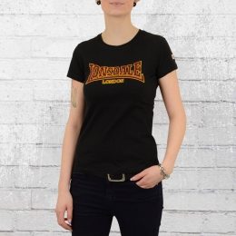 Lonsdale London Ladies T-Shirt Helmsley black