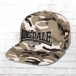 Lonsdale London Meriden Cap camouflage