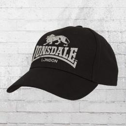 Lonsdale London Mütze Fawley Cap schwarz