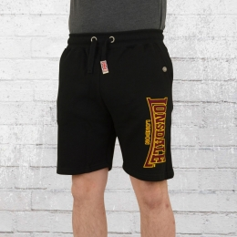 Lonsdale London Sweat Short Upton schwarz