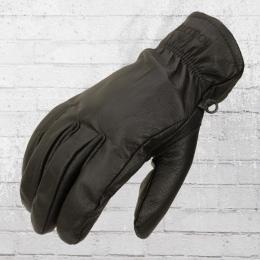 Marmot Herren Leder Handschuhe Basic Worker Gloves schwarz