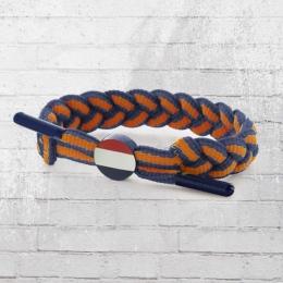 Masterdis Niederlande Bracelet Holland Armband orange blau