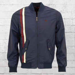 Merc London Windjacke Nolan dunkelblau