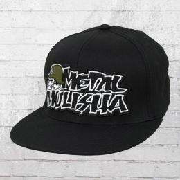 Metal Mulisha Flexfit Cap OG Hat schwarz