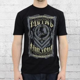 Metal Mulisha Männer T-Shirt Die Last schwarz