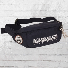 Napapijri Grosse Gürteltasche Happy Bum Bag blau