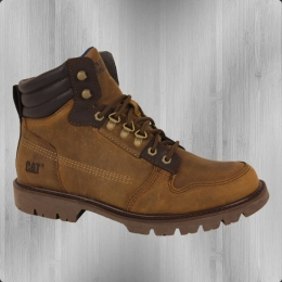 Caterpillar Männer Schuhe Nelson Stiefel dark beige