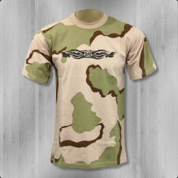 Prestige Fashion T-Shirt Tribal desert