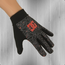 DC Shoes Frauen Handschuhe für Touchscreens Olos snow tiger