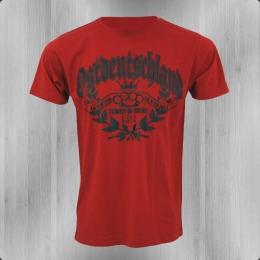 La Vida Loca Männer T-Shirt Ostdeutschland stereo red