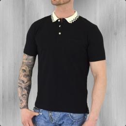 Merc London Poloshirt Männer Palooka black