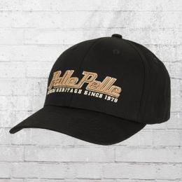 Pelle Pelle Cap Heritage Curved Snapback schwarz