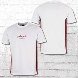 Pelle Pelle Herren T-Shirt Core Sports Tape weiss