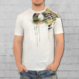 Pelle Pelle Herren T-Shirt Demolition weiss