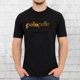 Pelle Pelle Herren T-Shirt Recognize schwarz