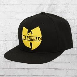 Pelle Pelle Kappe Wu Tang Protect Ya Neck Snapback Cap schwarz