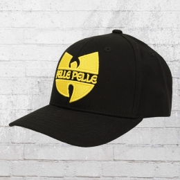 e6df57fab30 Pelle Pelle Wu Tang Clan Protect Ya Neck Curved Snapback Cap black