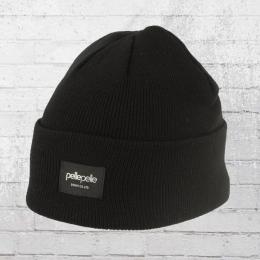 Pelle Pelle Wintermütze Core-Porate Beanie schwarz