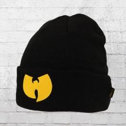 Pelle Pelle Wu Tang Clan Collabo Mütze Protect Ya Neck Beanie schwarz