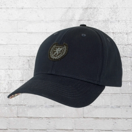 PG Wear Baseball Cap Wreath blau kariert