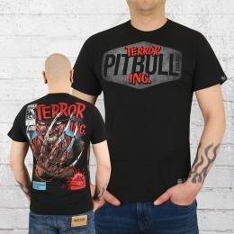 Pit Bull West Coast Herren T-Shirt Blade schwarz