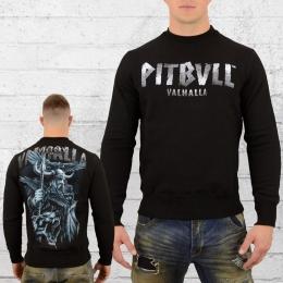 Pit Bull West Coast Männer Sweater Odin schwarz