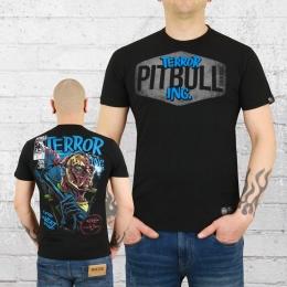 Pit Bull West Coast Männer T-Shirt Axeman schwarz