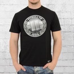 Pit Bull West Coast T-Shirt Männer Wheelman schwarz