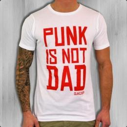 C like Zebra Männer T-Shirt Punk weiss