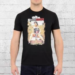 Pussy Sisster Herren Bandshirt T-Shirt schwarz
