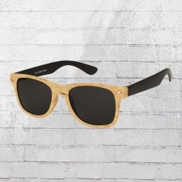 Viper Holzoptik Sonnenbrille 1242 braun