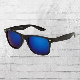 Rainbow Sonnenbrille Viper 1021 schwarz blau