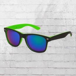 Viper Sonnenbrille Retro 1235 grün
