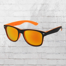 Rainbow Sonnenbrille Viper Retro 1235 Orange