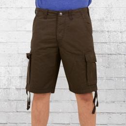 Reell Männer New Cargo Short choco braun