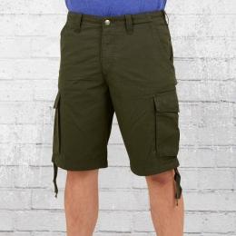 Reell New Cargo Short Herren grün