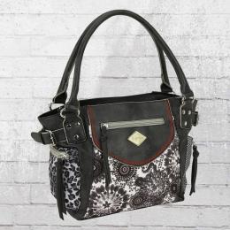Refresh Damen Tasche 82991 schwarz